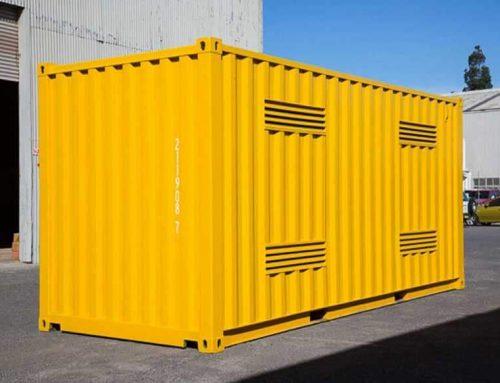 Hazardous Material Storage Container