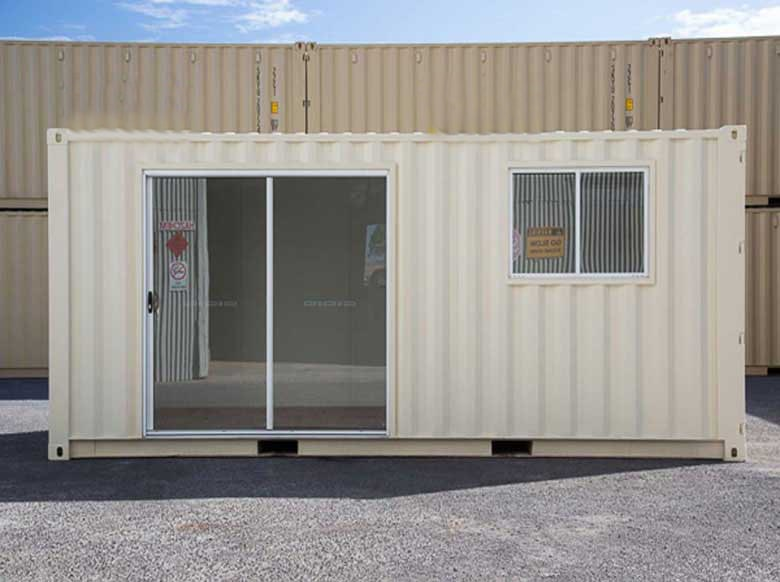 Shipping-Container-Site-Office-Sliding-Door