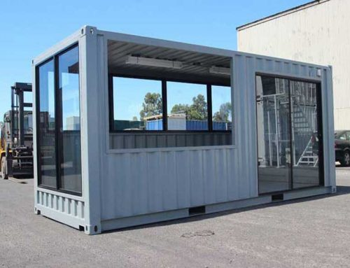 How to buy a new shipping container on a lower budget?