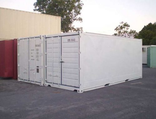 Finding Used Insulated Shipping Containers for Sale