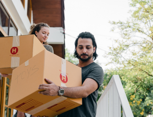 How Much Should I Pay for a Moving Container?