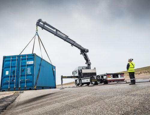 How are Storage Containers Delivered?